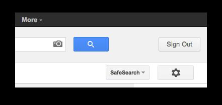 Google Logout URL