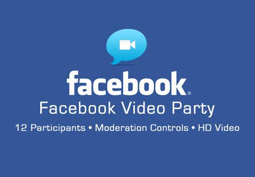 Facebook Video Party