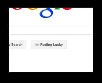 Google's I'm Feeling Lucky Search is Broken