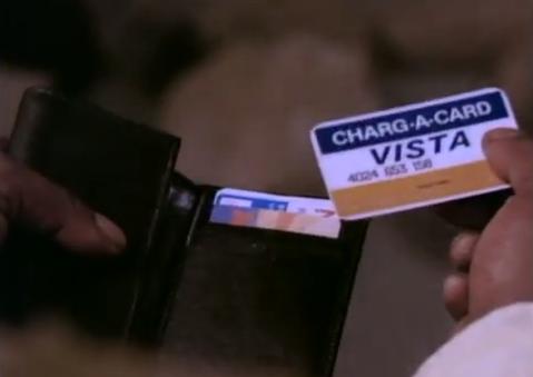 Charg-A-Card - VISTA