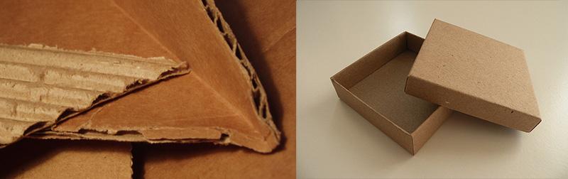 Chipboard vs Cardboard